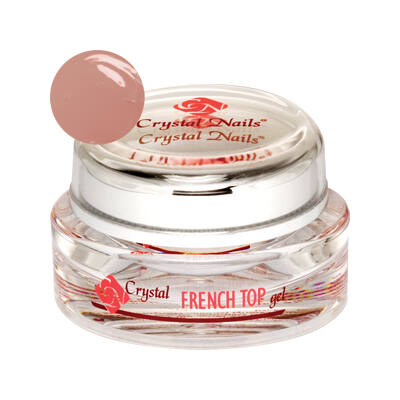 French Top Gel (Erős rózsaszín)  - 5ml