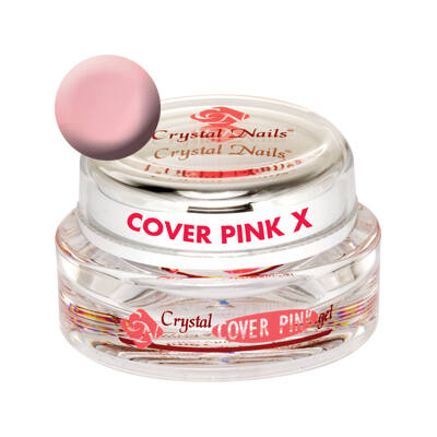 Cover Pink X zselé  - 50ml