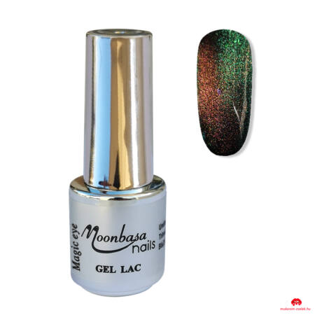 Magic eye géllakk 4ml #750 Albireo - barnászöld